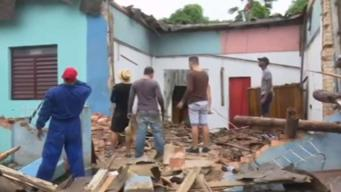 Huracán Michael deja grandes estragos en Cuba