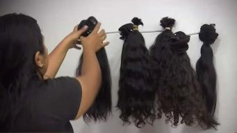 Mujeres venden su cabello en Venezuela para sobrevivir