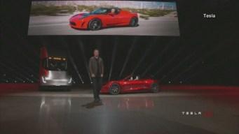 Tesla revela camión remolque electrico