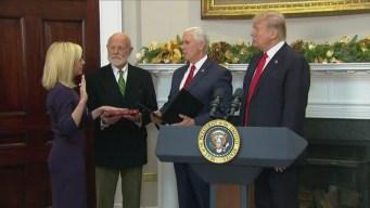 Trump confirma a la nueva jefa de Seguridad Nacional