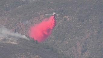 Incendios en California continúan devorando cientos de acres