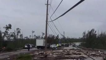 Nuevas imágenes de la devastación en Bahamas