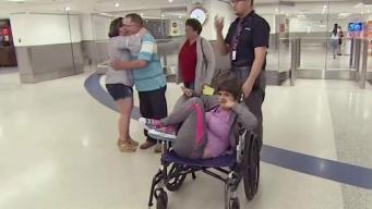 Padres cubanos logran visa humanitaria para su hija