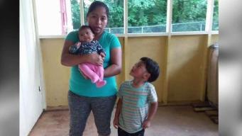Madre lactante lleva semanas detenida por ICE y sin poder amamantar a su bebé