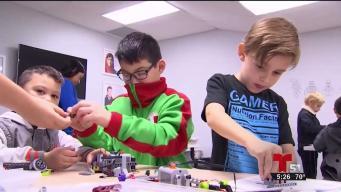 Programa educativo con la magia de los legos