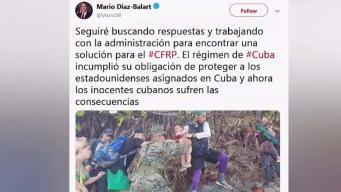 Prometen buscar solución al programa cubano de reunificación familiar