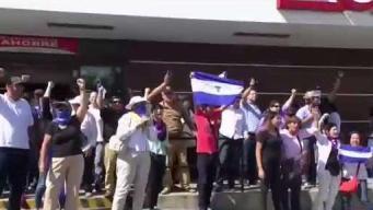 Protestas Contra Régimen de Nicaragua