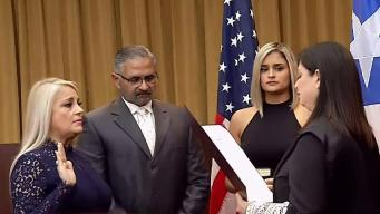 Puerto Rico tiene gobernadora