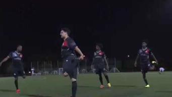 Puro Gol: Aficionados utilizan el fútbol como rutina de ejercicio