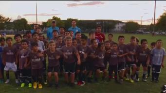 Academia de fútbol en Homestead trabaja para cumplir sueños
