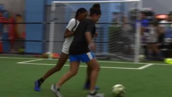 Puro Gol: Academia desarrolla a jóvenes deportistas