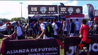 Puro Gol: Una alianza para los nuevos talentos del fútbol en el Sur de la Florida