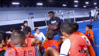 Puro Gol: Los minutos que podrían cambiar la vida de unos niños futbolistas