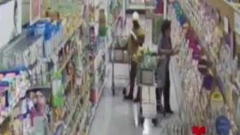 Autoridades refuerzan vigilancia para evitar robos en supermercados