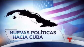 Reacciones de Cuba a medidas de EEUU