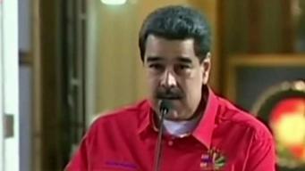 Reacciones al embargo a Venezuela