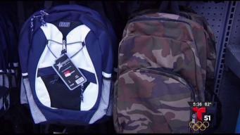 Regreso a clases: Cuidado con las mochilas