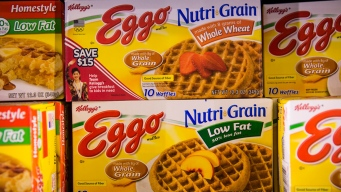 Retiran Eggo Waffles por riesgo de listeria