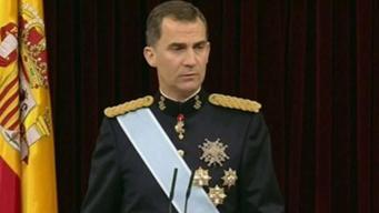 Reyes de España cambian viaje a Cuba