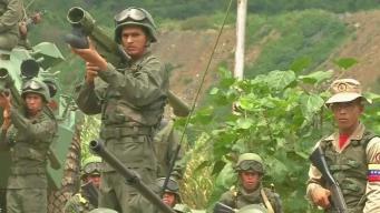 Rusia admite entranar militares venezolanos