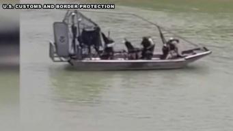 Salvan a menor a punto de morir ahogado en el Río Grande
