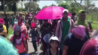 Se complica la situación de migrantes cubanos en México y Colombia