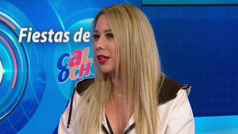 Srta Dayana lista para participar en Festival Calle 8