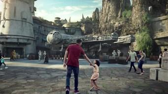 """El universo de """"Star Wars"""" cobra vida en Disney"""