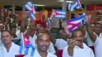 Suspenden vuelos de médicos de Brasil a La Habana