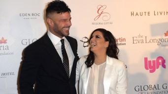 Eva Longoria se une a Ricky Martin para ayudar a Puerto Rico