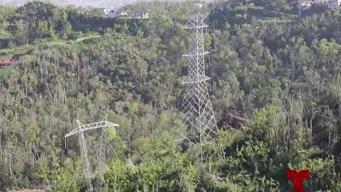 Puerto Rico: avería vuelve a dejar sin luz a San Juan