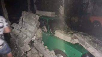 Evento meteorológico toca La Habana y deja decenas de heridos