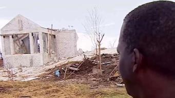 Tras la devastación aumenta número de muertos