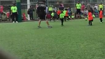 Puro Gol: Un balón bien defendido por Samuel