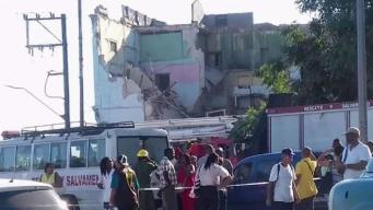 Un muerto tras derrumbe en La Habana