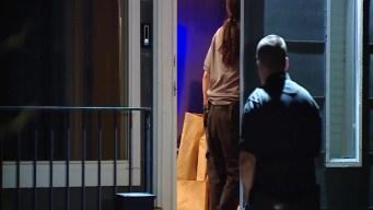 Autoridades allanan una vivienda cerca de parque donde se quedó Mackenzie Lueck