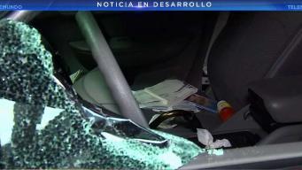 Vandalizan docena de autos en condominio de Miami