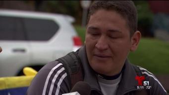 Venezolanos enfrentan duras condiciones en Colombia