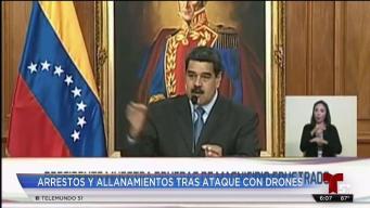 Venezuela aprueba detenciones de diputados