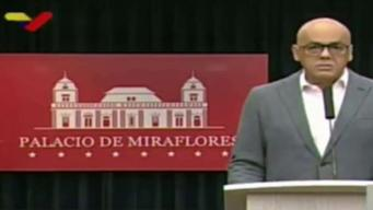 Venezuela pide a Interpol tres detenciones por ataque al sistema eléctrico