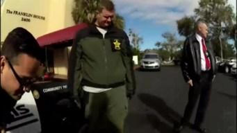 Video muestra arresto de anciana de 93 años
