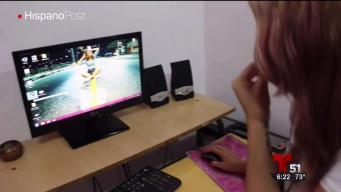 Youtubers cubanos se ven en El Paquete Semanal