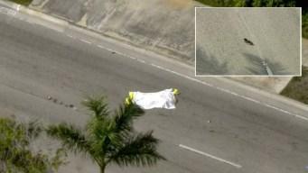 Peatón muere tras ser impactado por camión