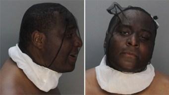 Acusado de morder a policía en corte de Miami