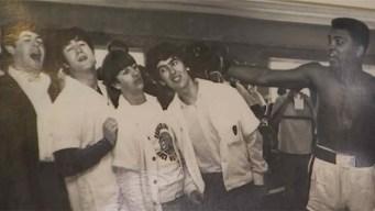 Miami, Ayer y Hoy: los Beatles y Muhammad Ali