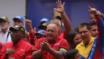 """Cabello dice que militares fueron """"engañados"""""""