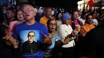 Júbilo en El Salvador: canonizan a Oscar Arnulfo Romero