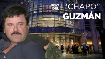 """Juicio del siglo: culpable """"El Chapo"""" de todos los cargos"""