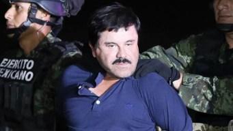 """Aplazan inicio del juicio contra """"El Chapo"""" en Nueva York"""