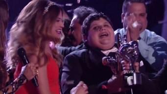 "Christopher Rivera gana 4ta temporada de ""La Voz Kids"""
